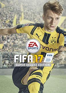 FIFA 17  (Цифровая версия) электронная версия для pc ea fifa 17
