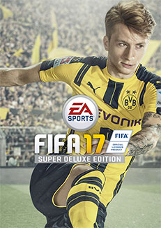 все цены на  FIFA 17  (Цифровая версия)  онлайн