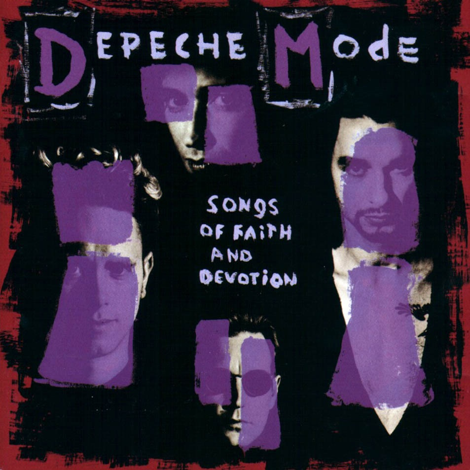 Depeche Mode. Songs Of Faith And Devotion