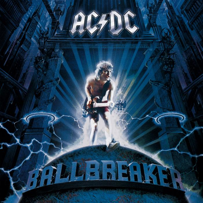 AC/DC: Ballbreaker (CD) cd диск ac dc iron man 2 1 cd