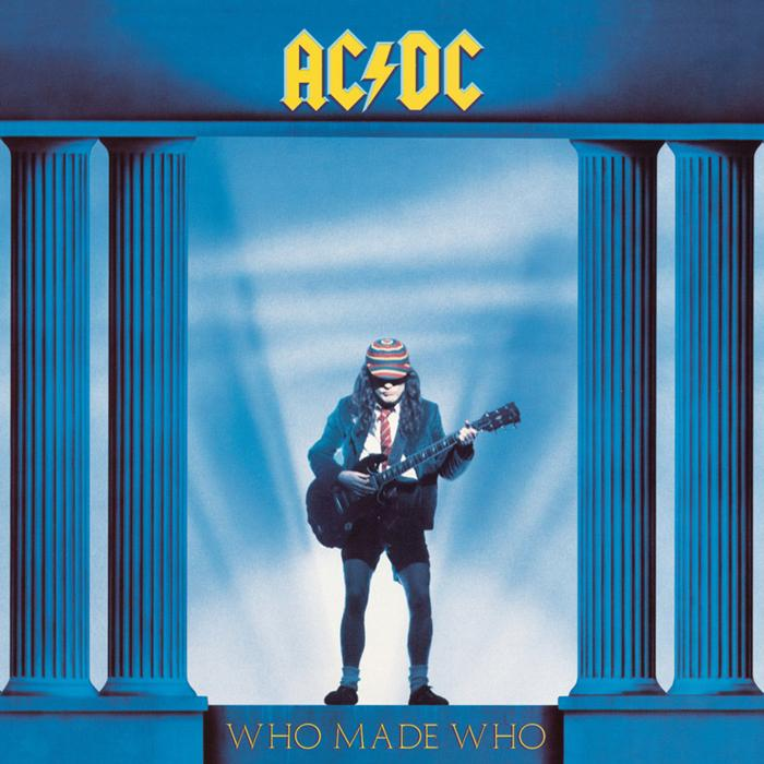 AC/DC: Who Made Who (CD)