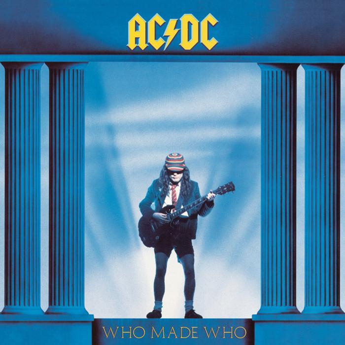 AC/DC: Who Made Who (CD)Представляем вашему вниманию альбом AC/DC. Who Made Who, альбом австралийской хард-рок-группы AC/DC, вышедший в 1986 году.<br>