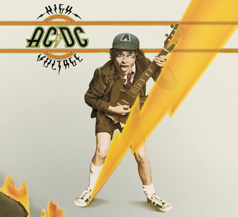 AC/DC. High Voltage