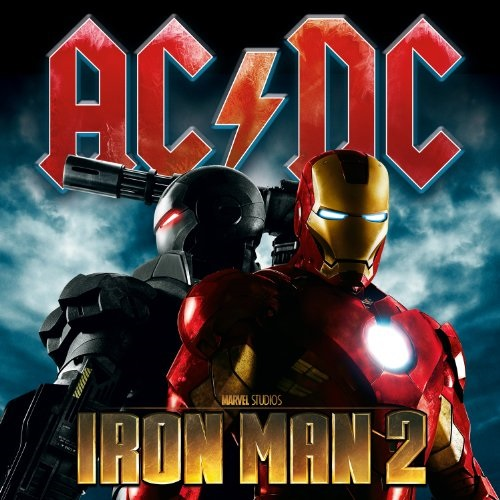 AC/DC. Iron Man 2 (2 LP) cd диск ac dc iron man 2 1 cd