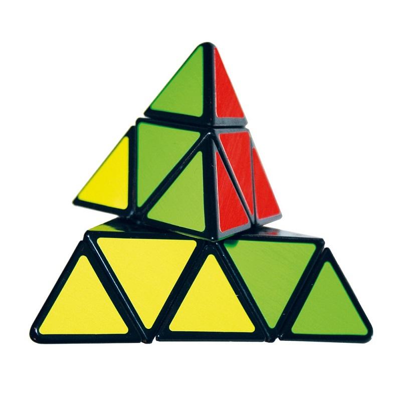 Головоломка ПирамидкаПредставляем вашему вниманию головоломку Пирамидка, супер-качественную головоломку, выпущенную по лицензии знаменитого изобретателя Uwe Meffert.<br>