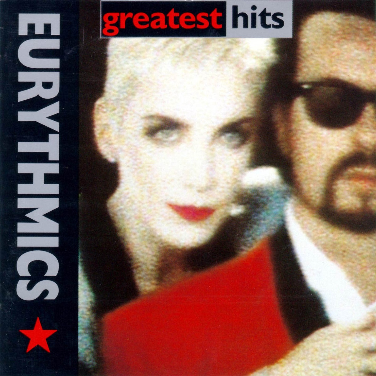 Eurythmics. Greatest Hits (2 LP) от 1С Интерес