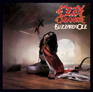 Ozzy Osbourne. Blizzard Of Ozz. Original Recording Remastered (LP)