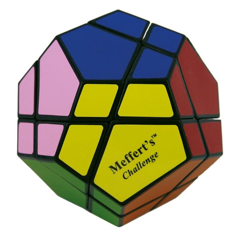 Головоломка СкьюбПредставляем вашему вниманию головоломку Скьюб, головоломку от изобретателя Пирамидки!<br>