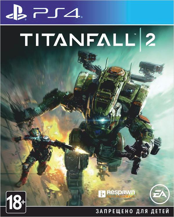 Titanfall 2 [PS4] игра electronic arts titanfall 2 angel city