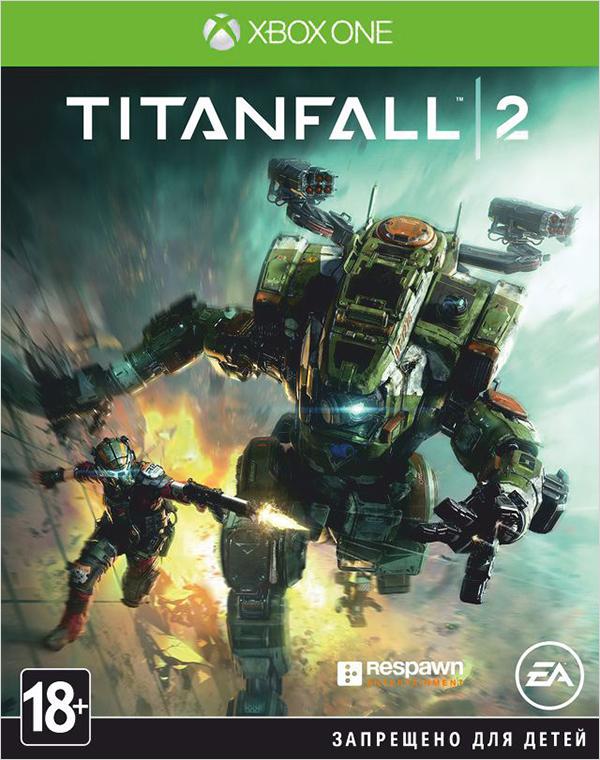 Titanfall 2 [Xbox One] кружка printio xbox titanfall