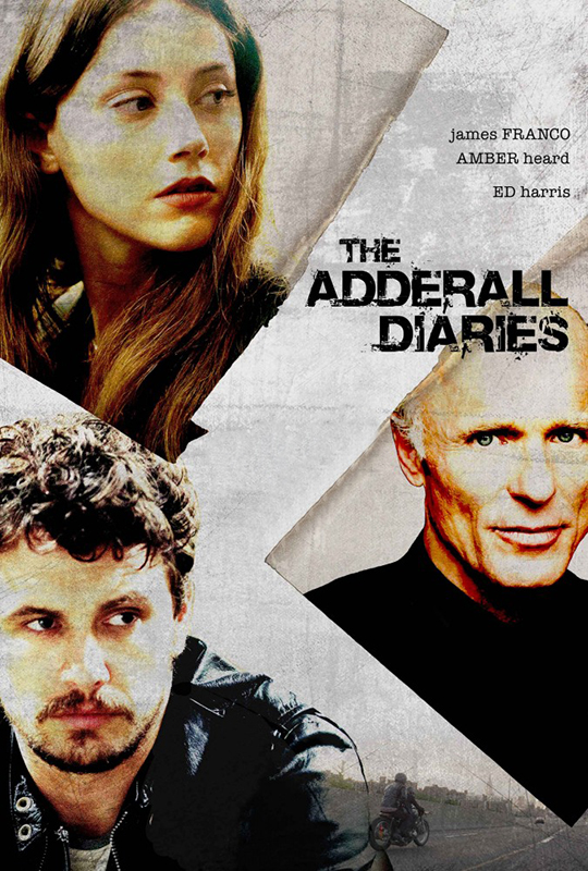 Аддеролловые дневники (DVD) The Adderall Diaries