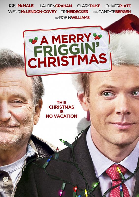 Это, блин, рождественское чудо (DVD)
