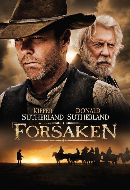 Заброшенный (DVD) Forsaken