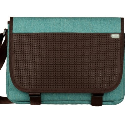 Сумка для ноутбука WY-A023 Point Breaker Messenger bag (Зеленая) сумка для ноутбука wy a023 point breaker messenger bag синяя