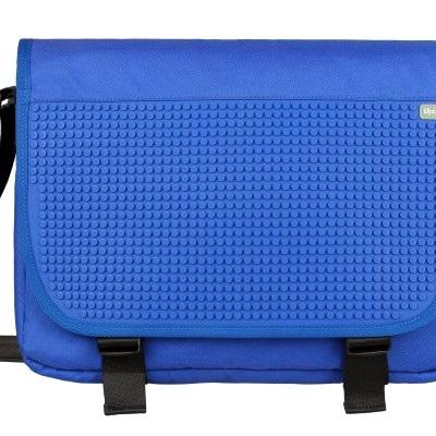 Сумка для ноутбука WY-A023 Point Breaker Messenger bag (Синяя)