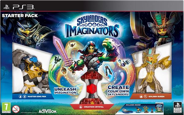 Skylanders Imaginators. Стартовый набор [PS3]