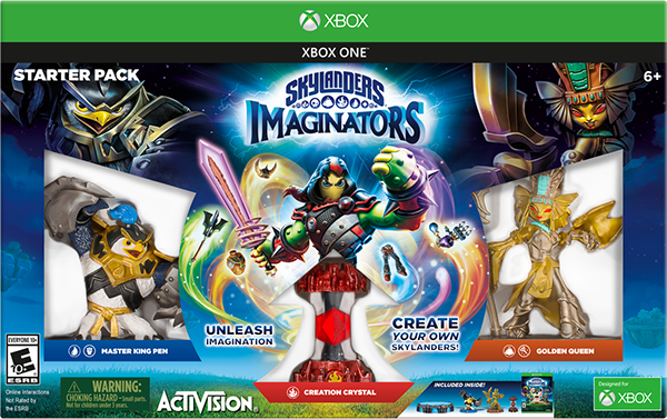 Skylanders Imaginators. Стартовый набор [Xbox One]