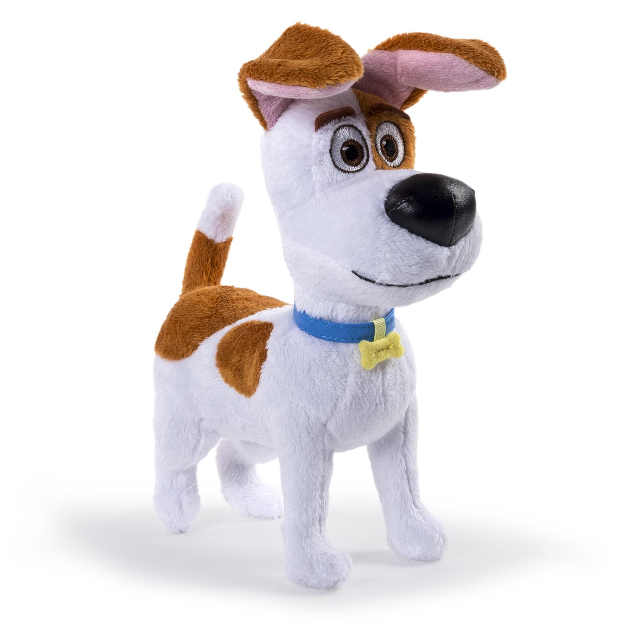 Мягкая игрушка Тайная жизнь домашних животных (Secret Life Of Pets). Терьер Макс (15 см)