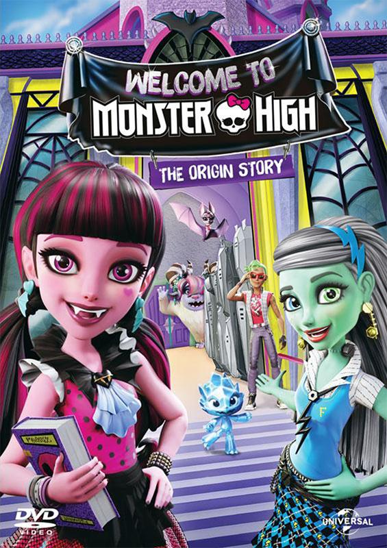 Школа Монстров: Добро пожаловать в Monster High  (DVD) Monster HighВ фильме Школа Монстров: Добро пожаловать в Monster High  монстры – это одна из величайших тайн мира. Когда-то они скрывались ото всех, даже друг от друга, так как боялись, что люди узнают об их существовании.<br>