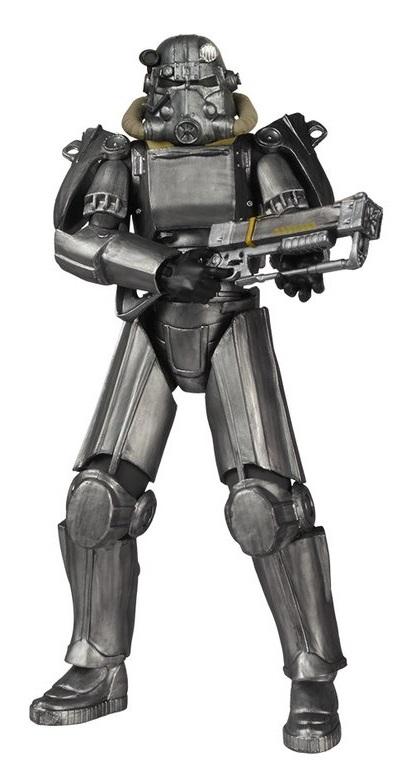 Фигурка Fallout. Power Armor (15 см)Представляем вашему вниманию фигурку Fallout. Power Armor, созданную по мотивам компьютерной игры Fallout.<br>