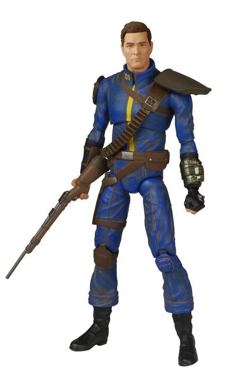 Фигурка Fallout. Lone Wanderer (15 см)Представляем вашему вниманию фигурку Fallout. Lone Wanderer, созданную по мотивам компьютерной игры Fallout.<br>