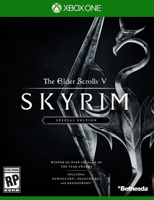 The Elder Scrolls V: Skyrim. Special Edition [Xbox One]