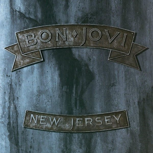 Bon Jovi. New Jersey (2 LP) bon jovi in their own words