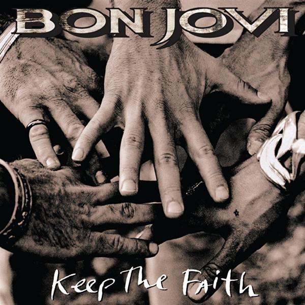 Bon Jovi. Keep The Faith (2 LP)Представляем вашему вниманию альбом Bon Jovi. Keep The Faith, пятый студийный альбом американской рок-группы Bon Jovi, изданный на виниле.<br>