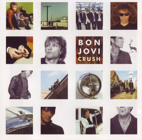 Bon Jovi. Crush (2 LP) bon jovi in their own words