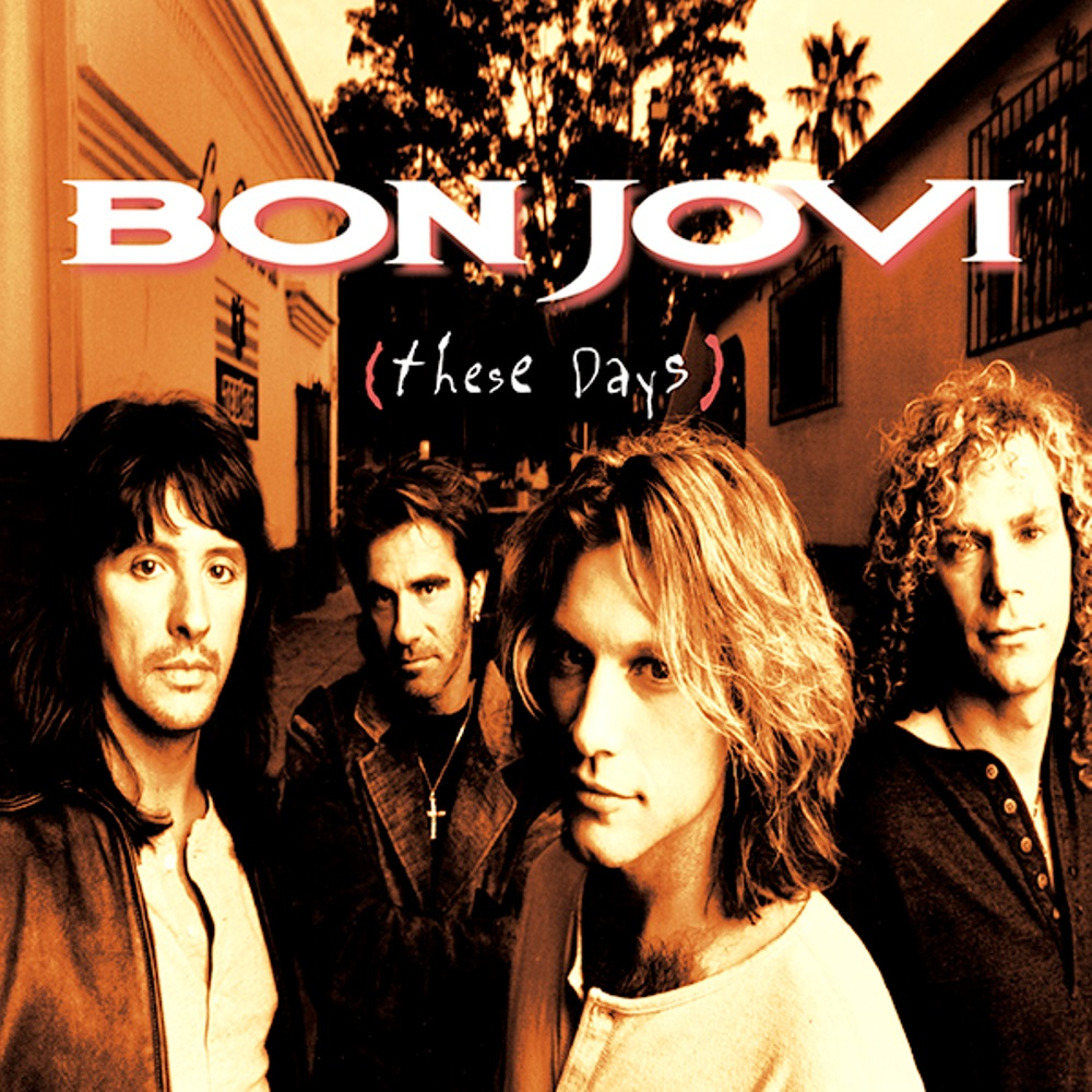 Bon Jovi. These Days (2 LP) these days are ours