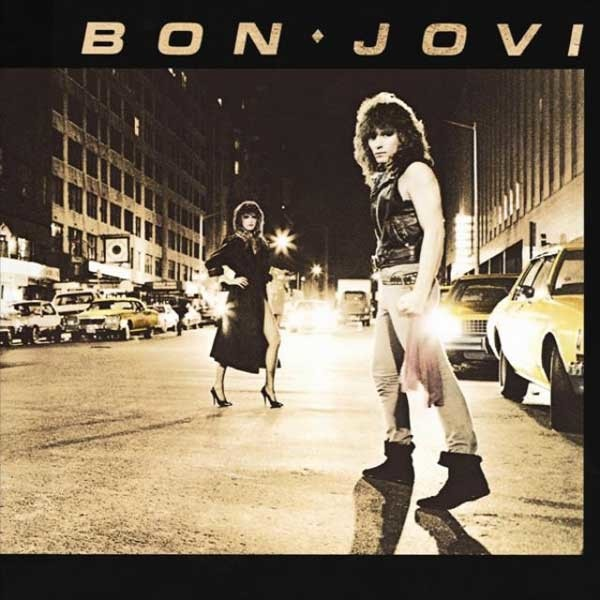 Bon Jovi. Bon Jovi (LP) bon jovi in their own words