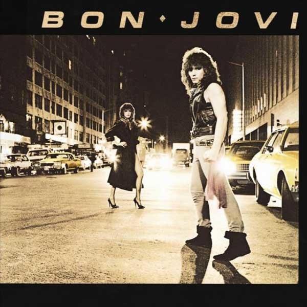 Bon Jovi. Bon Jovi (LP)Представляем вашему вниманию альбом Bon Jovi. Bon Jovi, дебютный альбом американской рок-группы Bon Jovi, изданный на виниле.<br>