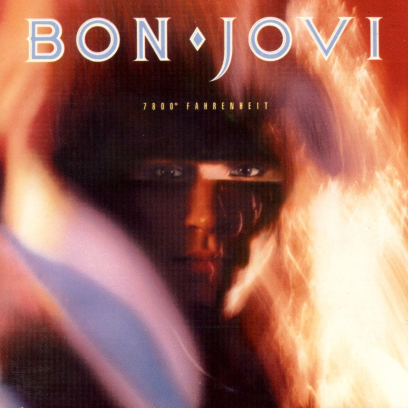 Bon Jovi. 7800° Fahrenheit (LP) jon bon jovi destination anywhere