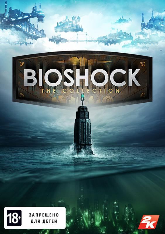 BioShock: The Collection (Цифровая версия)Возвращайтесь в Восторг и Колумбию &amp;ndash; вас ждут три грандиозных приключения в максимально возможном качестве. В сборник BioShock: The Collection входят игры BioShock, BioShock 2 и BioShock Infinite, все сюжетные дополнения и набор Columbia's Finest.<br>