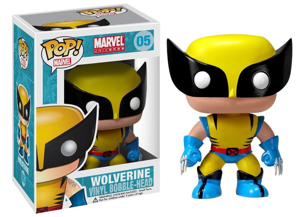 Фигурка Marvel Universe Wolverine (9,5 см)