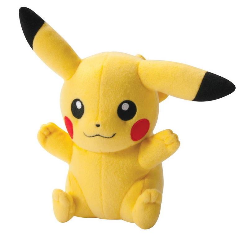 Мягкая игрушка Pokemon. Pikachu