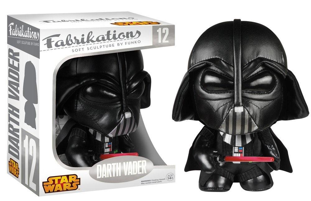 Мягкая игрушка Star Wars. Darth Vader FabrikationsПредставляем вашему вниманию мягкую игрушку Star Wars. Darth Vader Fabrikations, созданную по мотивам саги о Звездных войнах.<br>