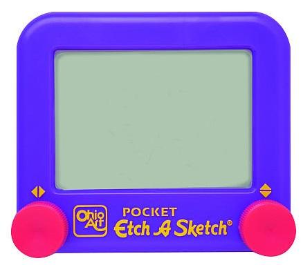 Волшебный экран Pocket (7,5 см)