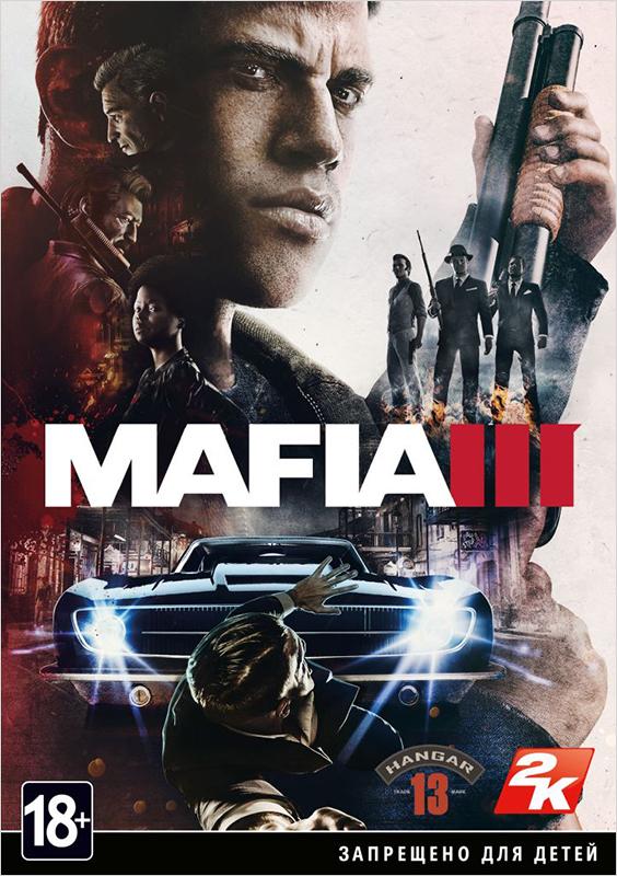 Mafia III [PC, Цифровая версия] (Цифровая версия) the chinese mafia