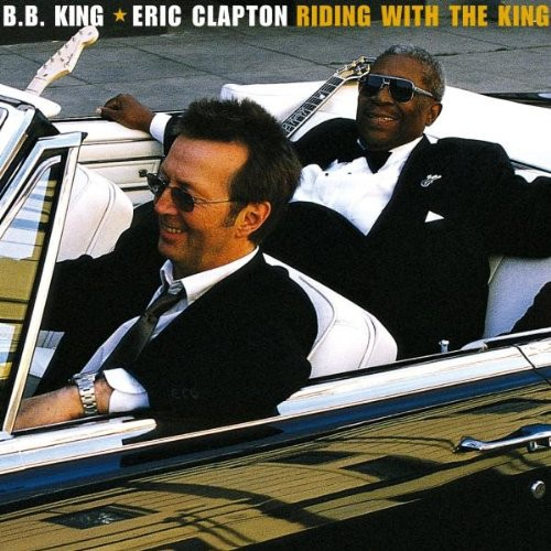 Eric Clapton, B.B. King. Riding With The King (LP) castorland пазл ангелы 500 деталей