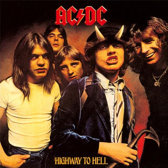 AC/DC: Highway To Hell (CD) cd ac dc for those about to rock we salute you remastered