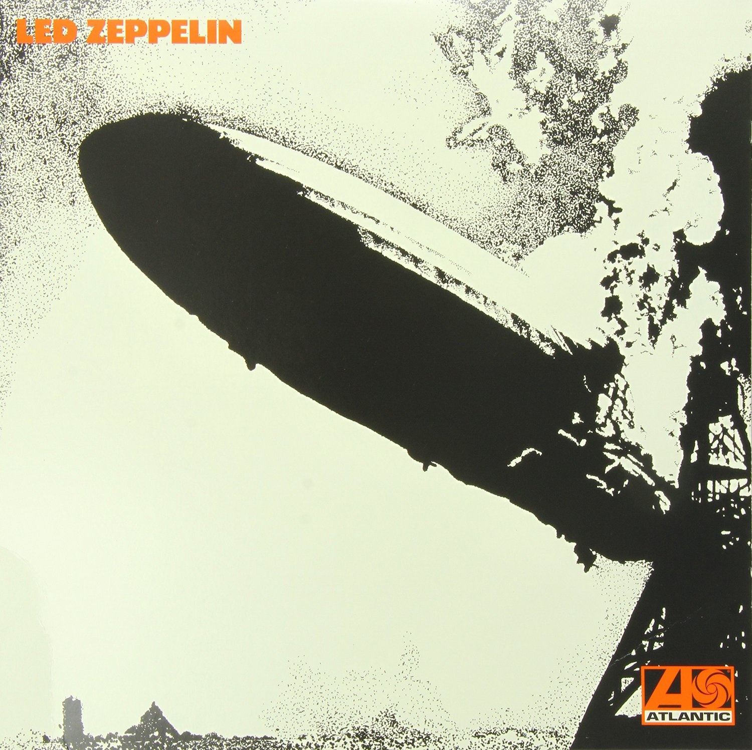 Led Zeppelin. Led Zeppelin I (LP)