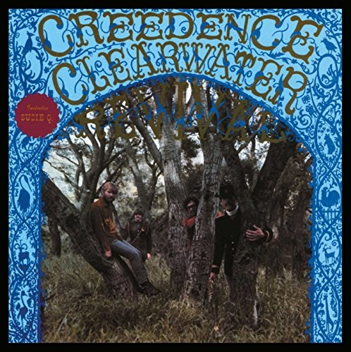 Creedence Clearwater Revival. Creedence Clearvater Revival (LP) вешала clearwater home