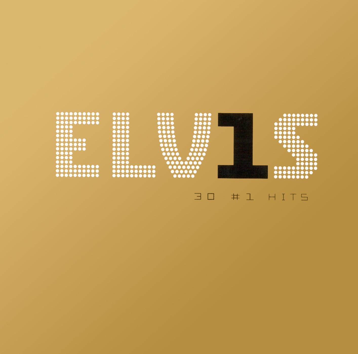 Elvis Presley: 30 #1 Hits (CD) виниловые пластинки elvis presley elvis gold the original hits 180 gram remastered gatefold