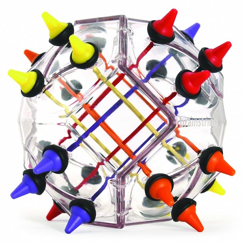 Головоломка Узел 2.0Представляем вашему вниманию головоломку Узел 2.0, головоломку гуманитарного типа: у нее нет математических схем сборки или инструкций.<br>