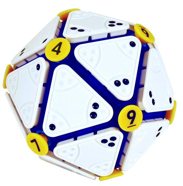 Головоломка Судоку-ШарПредставляем вашему вниманию головоломку Судоку-Шар, математическую головоломку про принципу судоку, стимулирующую развитие вычислительных и математических способностей.<br>