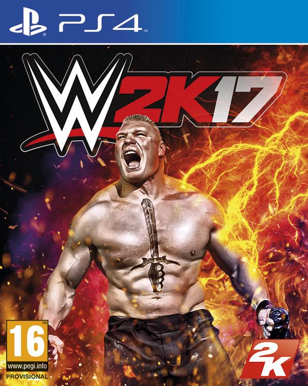 WWE 2K17 [PS4]