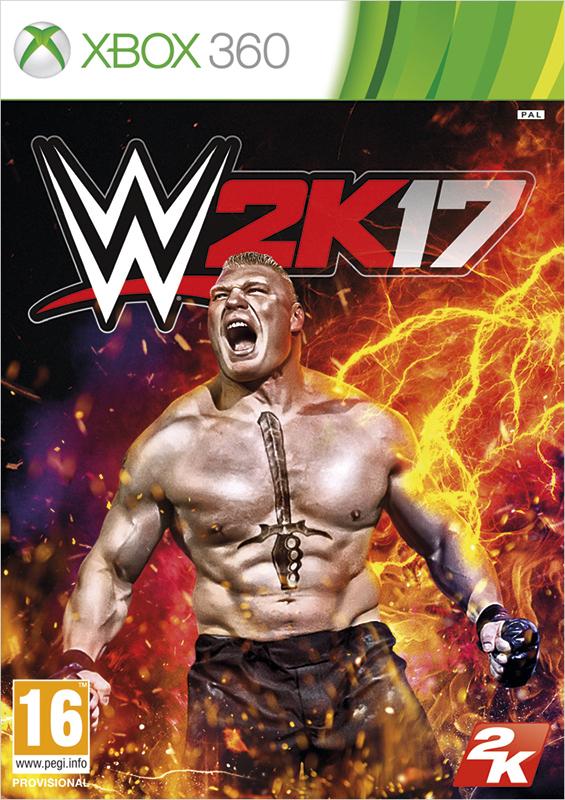 WWE 2K17 [Xbox 360]