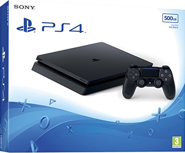 Sony PlayStation 4 Slim (500 GB) Black (CUH-2008A) от 1С Интерес