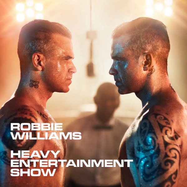 Robbie Williams: Heavy Entertainment Show (CD)